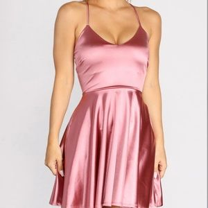 ✨ formal pink dress with pockets ✨